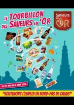 Prospectus Auchan : Le tourbillon des saveurs en' Or