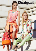 Catalogues et collections Desigual : Lookbook Sport & Sun