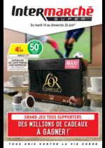 Prospectus Intermarché Super : Des millions de cadeaux à gagner !