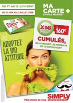 Promos et remises  : Adoptez le bio attitude