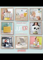 Promos et remises  : Collection Junior 2016-2017