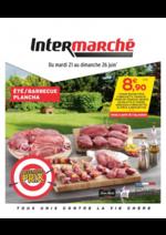 Prospectus Intermarché Super : Été, barbecue, plancha