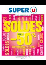 Promos et remises  : Soldes jusqu'à  -50%
