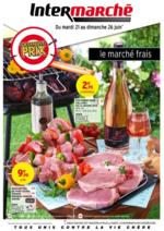 Prospectus Intermarché Super : Le marché frais