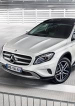 Catalogues et collections Mercedes Benz : Optez pour le nouveau GLA Activity Edition