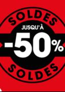 Promos et remises Graphigro Lecourbe : -50% pour les soldes