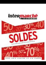 Prospectus Intermarché Super : Soldes