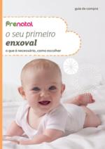 Folhetos Prénatal : O seu primeiro enxoval