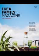 Journaux et magazines IKEA PARIS - PLAISIR : IKEA Family magazine