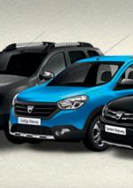 Catalogues et collections Dacia : Découvrez la location à partir de 3€ par jour