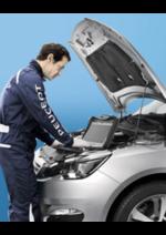 Promos et remises Peugeot : Bilan Été, 27 points de contrôle gratuit