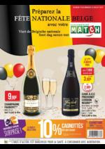 Promos et remises  : Préparez la fête nationale belge !