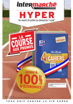Prospectus Intermarché Hyper : La course aux promos