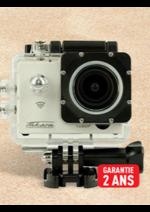 Bons Plans ELECTRO DEPOT : La caméra sport Takara à 69,93€ ! C'est le moment d'en profiter !