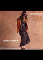 Catalogues et collections Bonobo : Lookbook femme automne