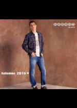 Catalogues et collections Bonobo : Lookbook homme automne