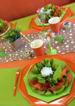 Catalogues et collections Festi : Table du mercredi : Repas Convivial