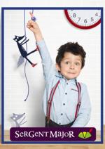 Catalogues et collections Sergent Major : Lookbook enfant: La classe des malices