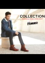 Promos et remises  : Nouvelle Collection Automne-Hiver Homme
