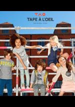 Catalogues et collections Tape à l'oeil : Lookbook automne 2016