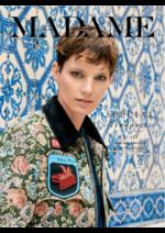 Journaux et magazines Air France : MADAME Août-Septembre 2016
