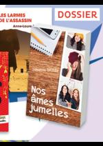 Catalogues et collections France loisirs : Venez découvrir une sélection de romans
