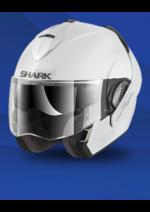 Bons Plans Dafy moto : Le casque Shark Evoline 3 à 249€ au lieu de 329,99€