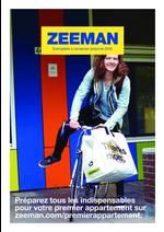 Prospectus Zeeman : Préparez la rentrée !