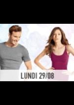 Promos et remises Lidl : Sous-vêtements LIVERGY et Jolinesse