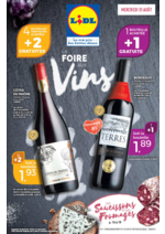 Promos et remises  : La foire aux vins