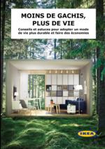 Catalogues et collections IKEA : Moins de gachis, plus de vie