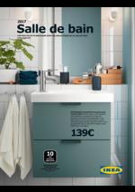 Promos et remises  : Catalogue 2017 Salle de bain