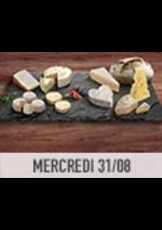 Promos et remises Lidl : La foire aux fromages