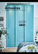 Catalogues et collections IKEA : Catalogue 2017 Armoires