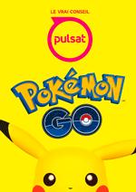 Promos et remises Pulsat : Pokemon GO avec PULSAT !