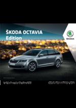 Catalogues et collections Skoda : Retrouvez la Skoda Octavia Edition
