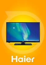 Promos et remises  : Offre TV Haier pour la rentrée!