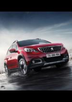 Catalogues et collections Peugeot : Découvrez le nouveau SUV 2008
