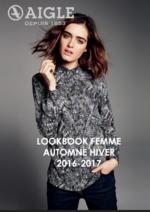 Promos et remises  : Lookbook femme automne hiver 2016-2017