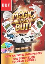 Prospectus BUT : Magic anniversaire But