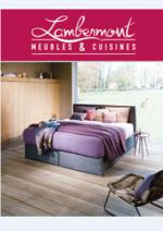 Catalogues et collections Meubles Lambermont  : Meubles et cuisines