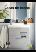 Catálogos e Coleções IKEA : Catálogo 2017: Casas de banho