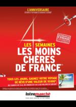 Prospectus Intermarché Hyper : Les semaines les moins chères de France