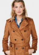 Catalogues et collections WE Fashion Hommes & Femmes PARIS - LES HALLES : Look The Trench Coat