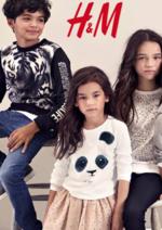 Catalogues et collections H&M : Catalogue Enfant H&M soutient WWF