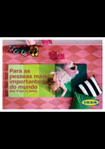 Catálogos e Coleções IKEA : Para as pessoas mais importantes do mundo