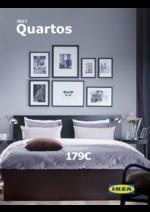 Catálogos e Coleções IKEA : Quartos 2017