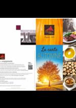 Promos et remises  : La carte automne
