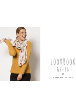 Catalogues et collections Armand Thiery Femme : Lookbook automne hiver 2016-2017