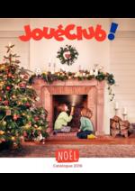 Catalogues et collections JouéClub : Le catalogue de Noël 2016